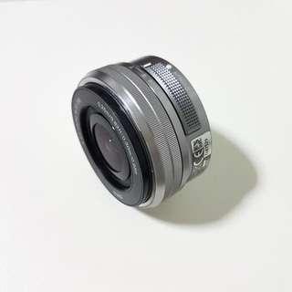 Sony SELP1650 Kit Lens Faulty