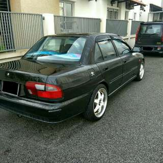 Swap Sale Proton Wira 1.5 (M) good condition