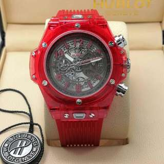 Preorder Only Hublot Unico Single Watch - Complete Set