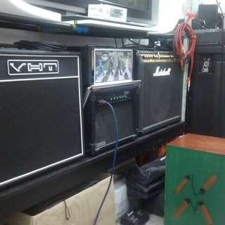Guitar/Bass Testing Garage