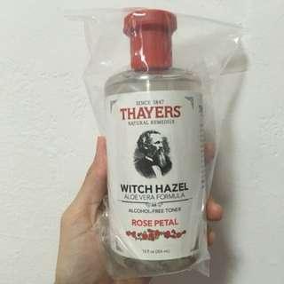 Thayers rose petal non alcohol toner