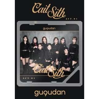 [KIHNO/PREORDER] Gugudan - Cait Sith (2nd Single Album) KIHNO ver