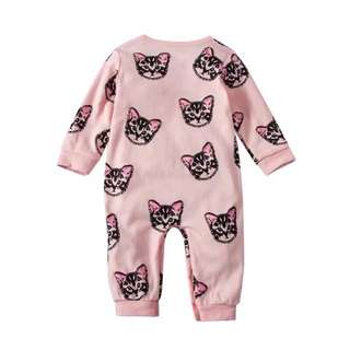 BB-011 Baby Cute Cats Rompers