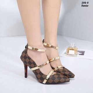 LV Luxury Sonia Heels