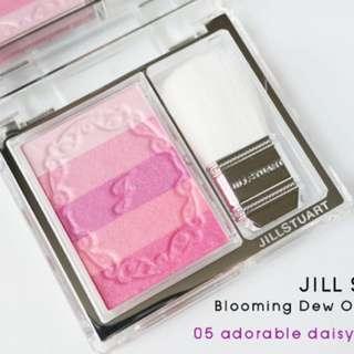Jill stuart blooming dew oil in blush 05 adorable daisy