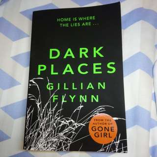 Dark Places by Gillian Flynn *like new*