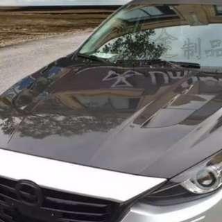 Mazda 3 2015 CF Bonnet
