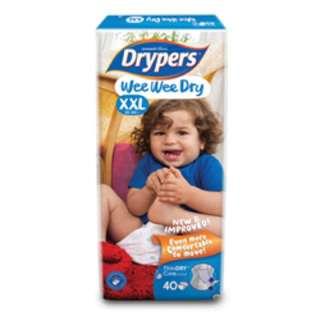 Drypers XXL