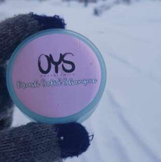 OYS Brush Solid Shampoo