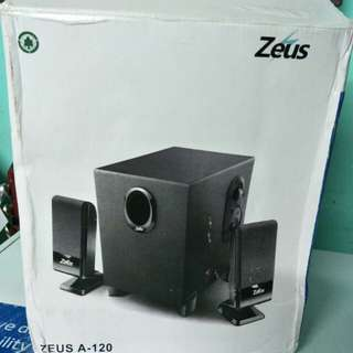 Zues Multi media Speaker