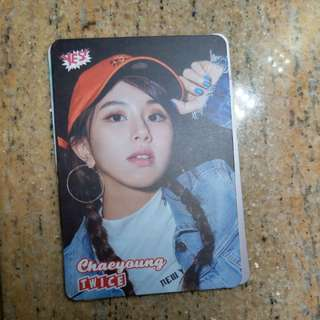 Twice yes card