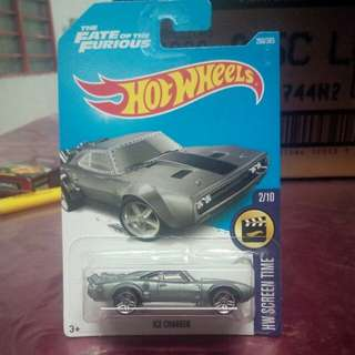 Hotwheels Fast and Furious Ice Charger