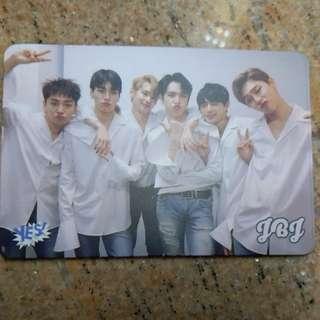 JBj yes card