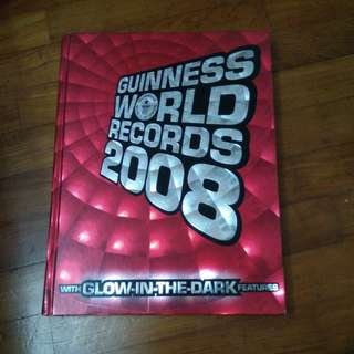 Guinness world records (not faded)