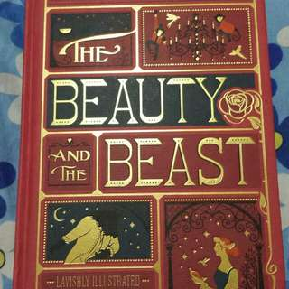 BEAUTY AND THE BEAST; LIMITED EDITION