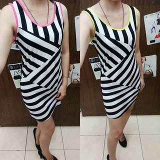 (New) Dress stripe