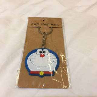 Doraemon keychain+ ring phone for $3