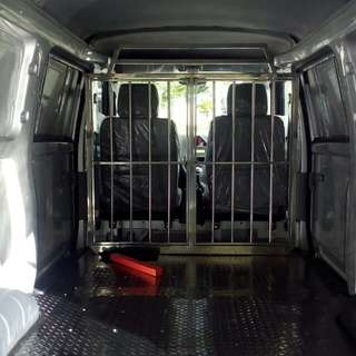 Keyton Cargo Van