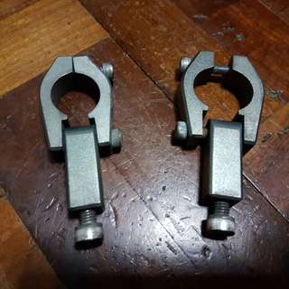 Zeta bar clamp , flat deal . No nego