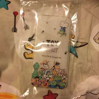 Toy Story TPU case for iphone6/6s 反斗奇兵軟殼