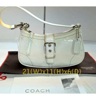 COACH Vintage Baguette Shoulder Bag