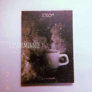 EXO Winter Special 2017 Universe Album