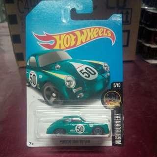 Hotwheels Porsche 356A Outlaw