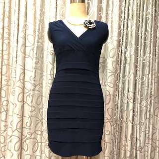 Herve Leger Copy Dress