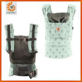 Ergobaby Carrier & Infant Insert (Sea Skipper)