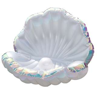 Seashell inflatable float - Pool Party