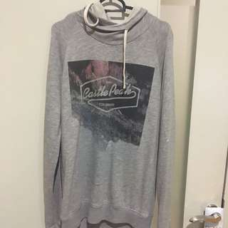 Pull and Bear pullover hoodie