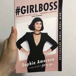 BN #GirlBoss book