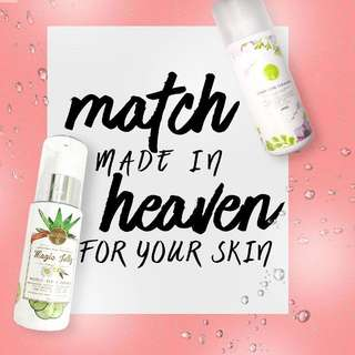 Lovera Cleanser & Magic Jelly