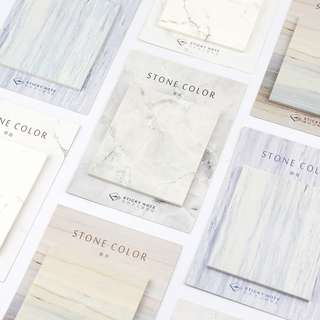 Sticky note (marble design) (Ref No.: 082) [currently n/a]