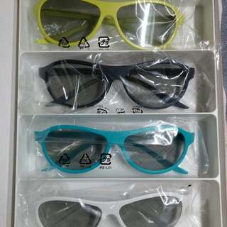 LG cinema glasses 20 each