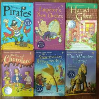 Usborne Young Reading (with CD)