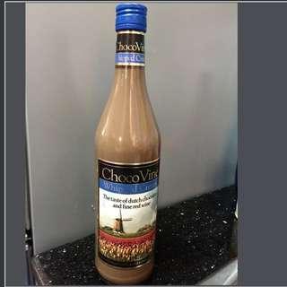 荷蘭朱古力酒Choco Vine