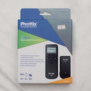 Phottix Aion™ Wireless Timer and Shutter Release Nikon