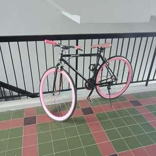 Harisson Fixie Bicycle