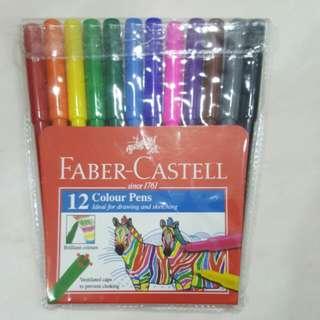 Faber-Castell  colour pens