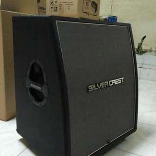 Silver Crest Keyboard Amplifer CK 200