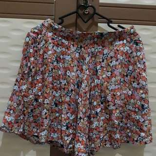 Celana Wanita Bunga