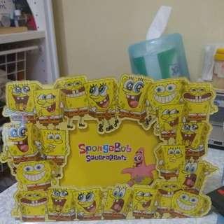 spongebob 相架