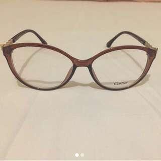 frame kacamata Cartier
