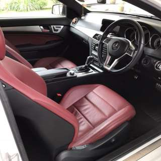 Mercedes-Benz C180 Sports Coupe Auto Kompressor