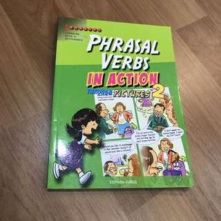 Phrasal Verbs In Action Through Pictures 2