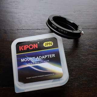 Kipon L/M-S/E