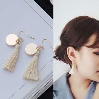 Earrings 流蘇耳環