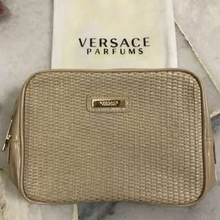 Versace parfums pouch