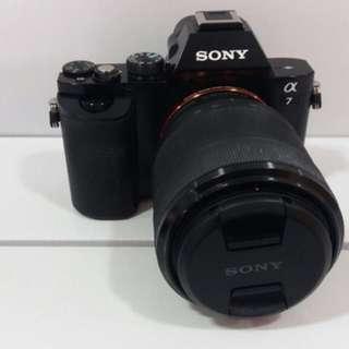 Sony a7kit 相機